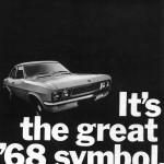 1968 Advert - SB