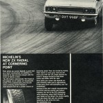 Michelin - Popular Motoring June 68 - SK