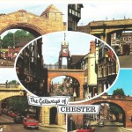Postcard of Chester