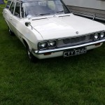 Victor 1600 Estate. . . With a 3.3 Litre conversion !
